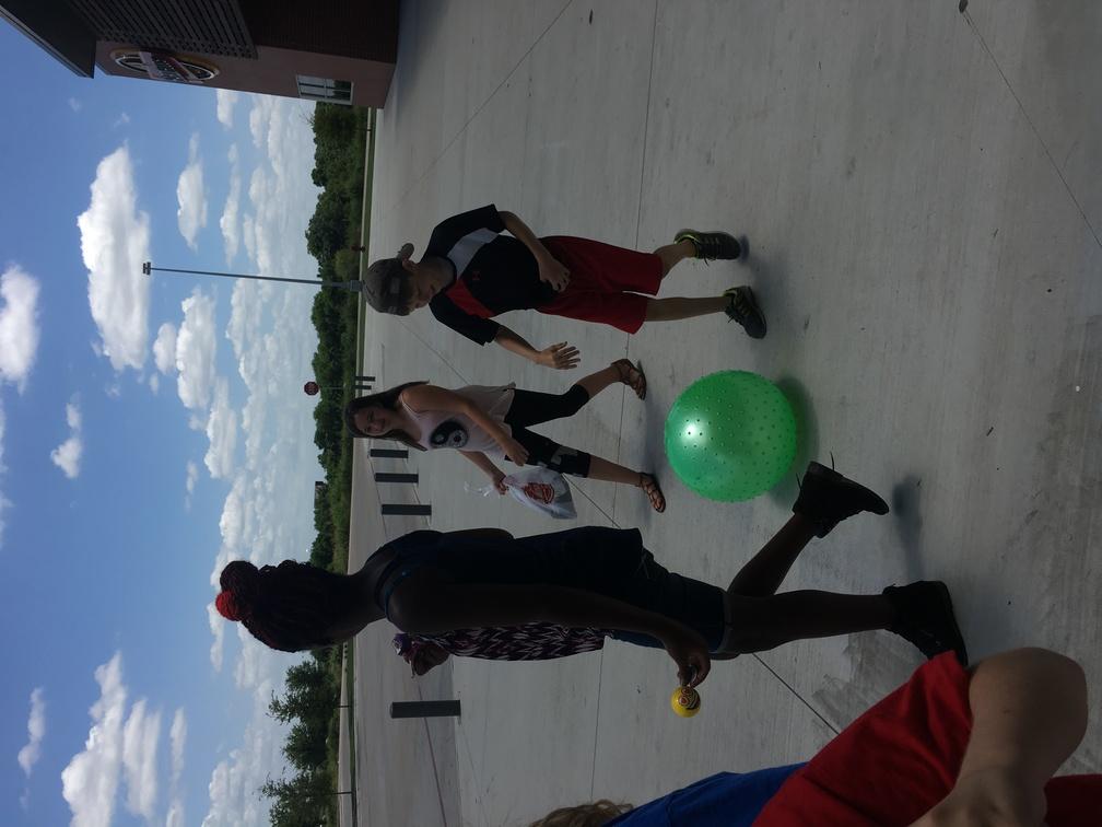 June 22 - 5th graders at EVO (1)