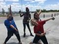June 22 - 5th graders at EVO (2)